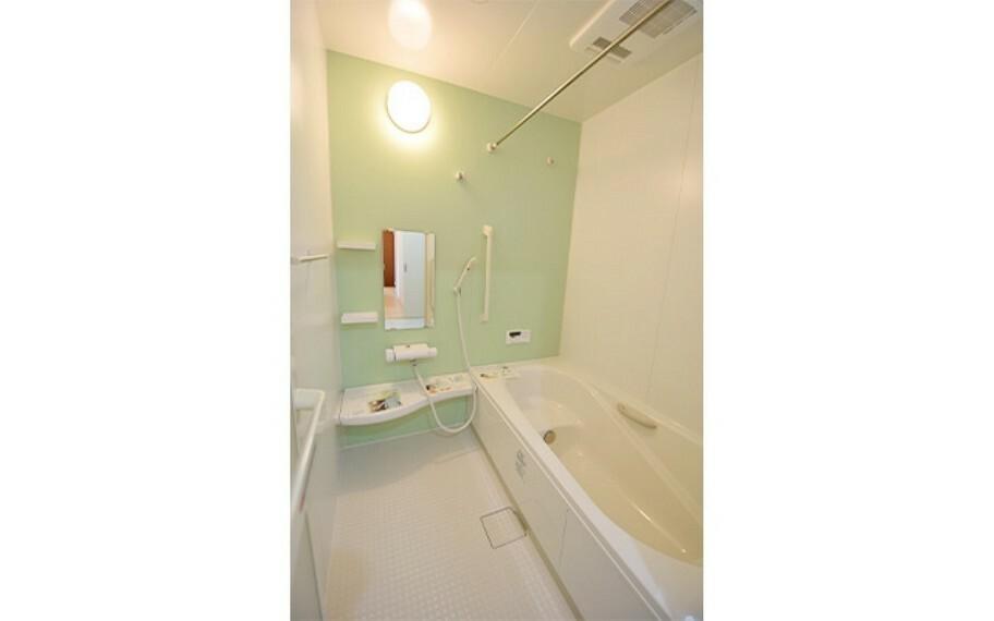 浴室 現地写真:浴室(26号棟)
