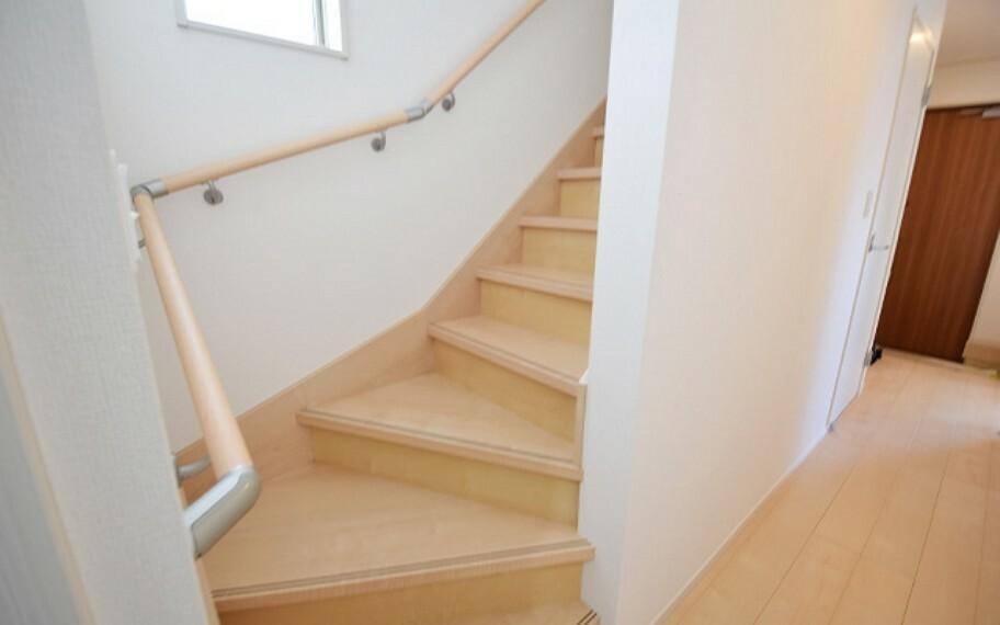 現地写真:階段(26号棟)