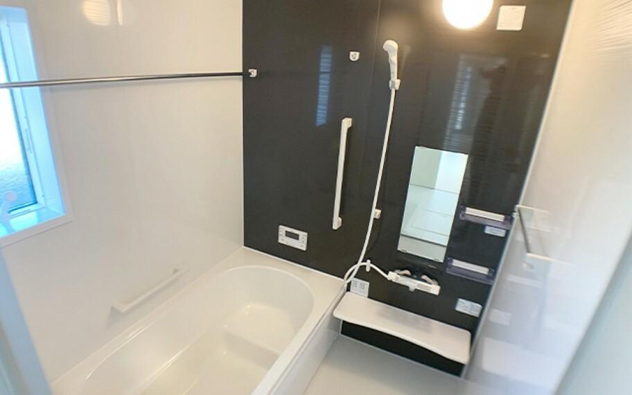 現地写真:浴室(1号棟)
