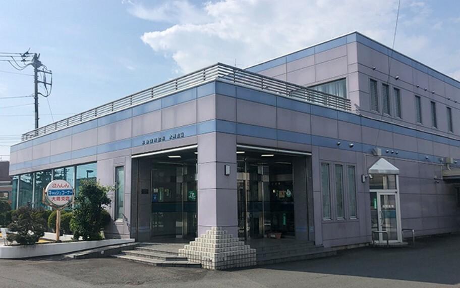 銀行 沼津信用金庫 大岡支店
