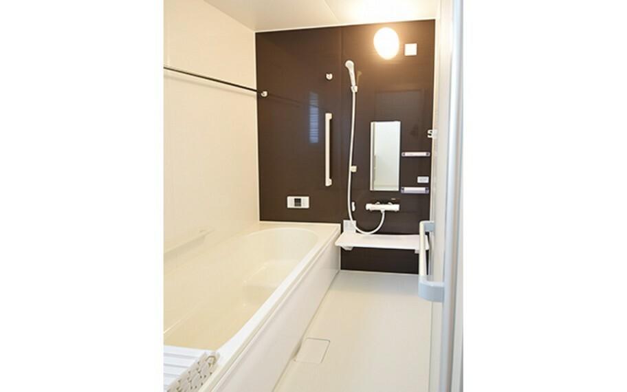 浴室 現地写真:浴室(11号棟)