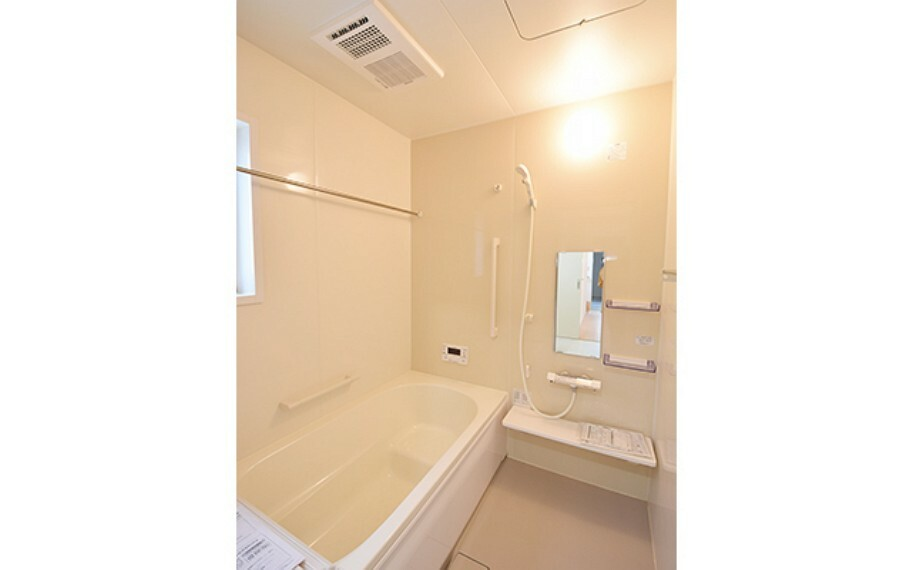 浴室 現地写真:浴室(2号棟)