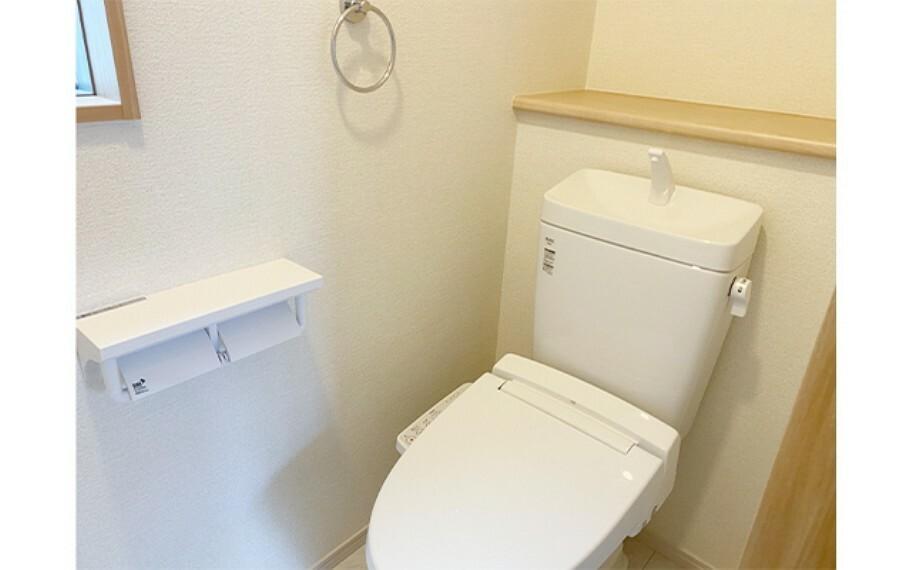 トイレ 現地写真:トイレ(3号棟)