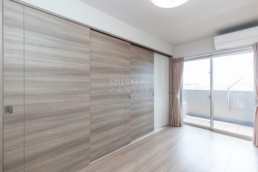 寝室 洋室(1) 約6.5帖
