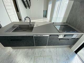 キッチン 食洗器付きです