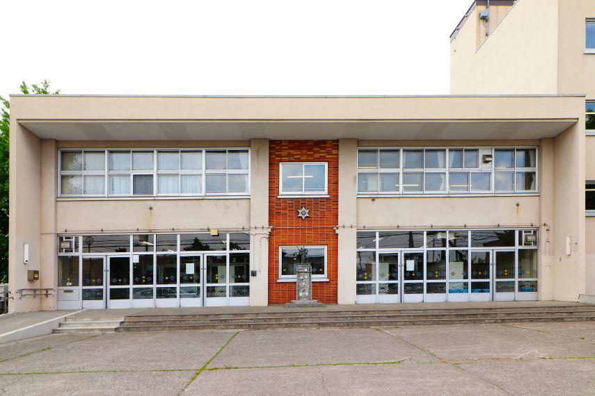 中学校 札幌市立栄中学校