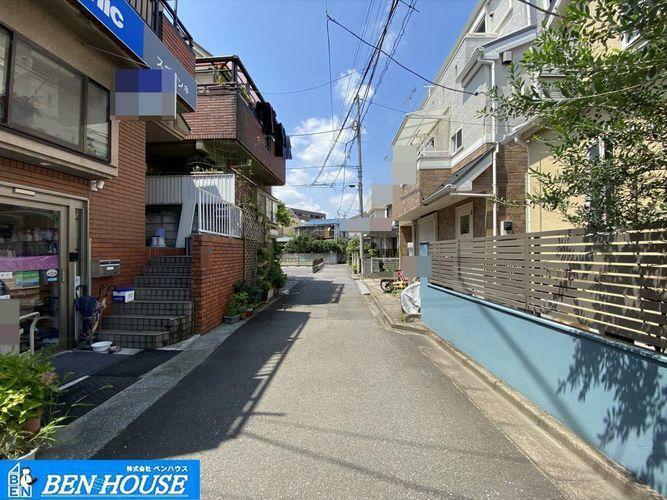 現況写真 ・建築条件なし売地でお好きなハウスメーカーで建築できます ・約31坪の広々敷地 ・閑静な住宅街に位置し、生活環境良好な地域です ・ご希望の方はONLINE相談が可能です。