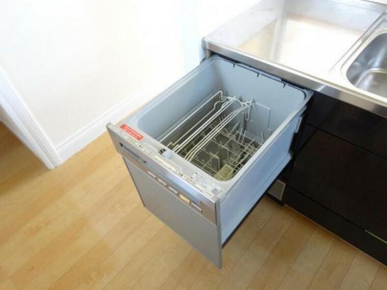 キッチン 食洗機で家事の時短