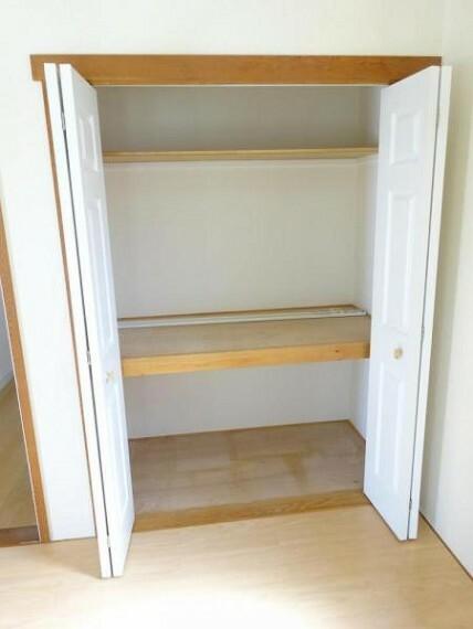 収納 和室の収納。