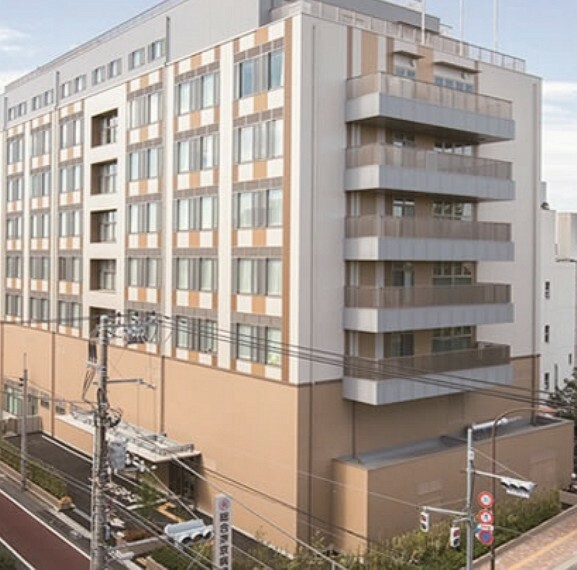 病院 【総合病院】総合東京病院まで1350m