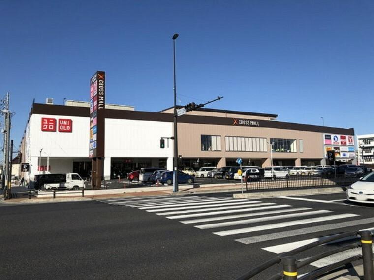 ショッピングセンター クロスモール豊田陣中