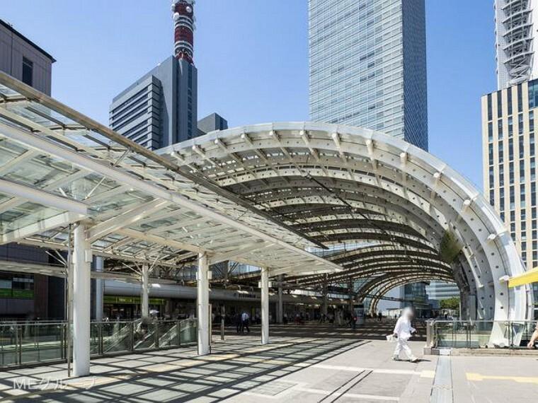 京浜東北・根岸線「さいたま新都心」駅
