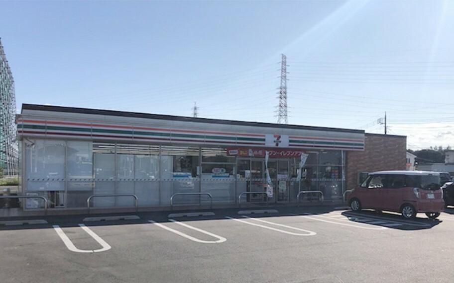 セブン-イレブン高崎元島名町店