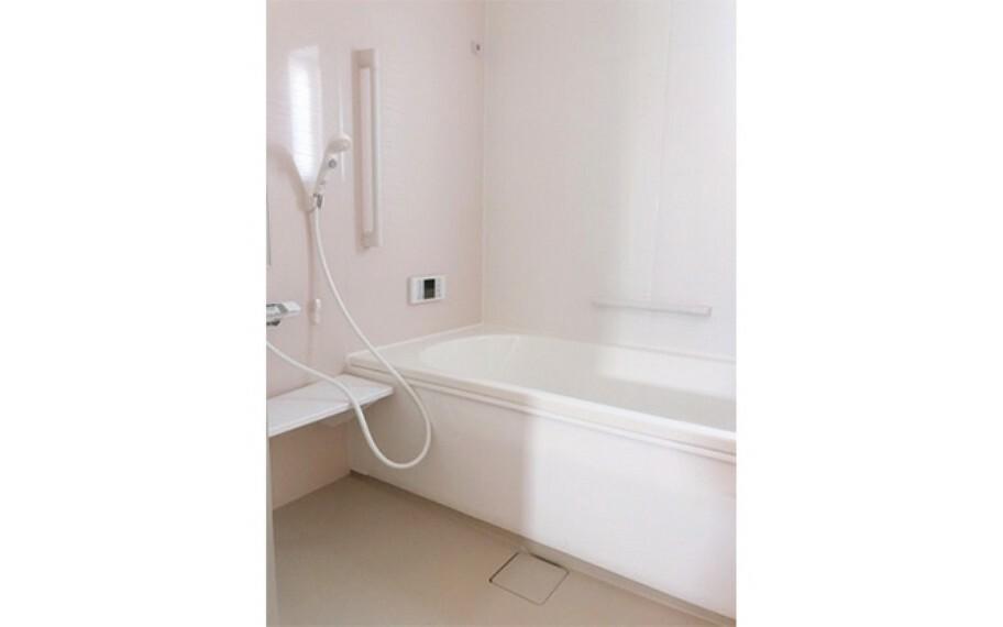 浴室 現地写真:浴室(4号棟)