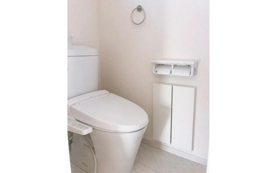 トイレ 現地写真:トイレ(4号棟)