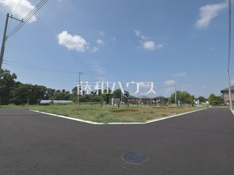 現況写真 現場風景 【世田谷区北烏山7丁目】