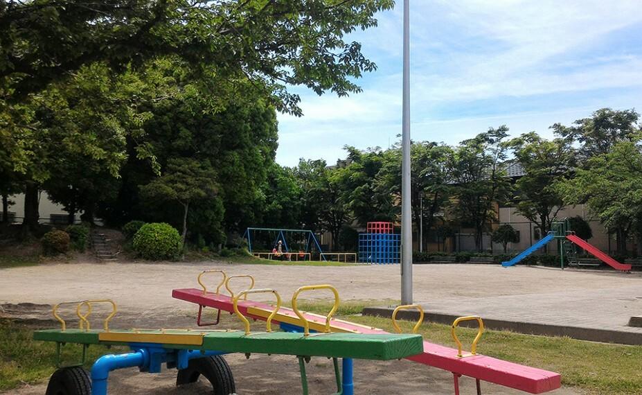 公園 小信児童公園まで約120m