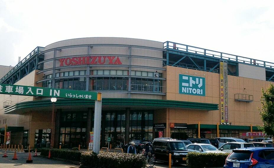スーパー ヨシヅヤ清洲店 約710m 徒歩約9分