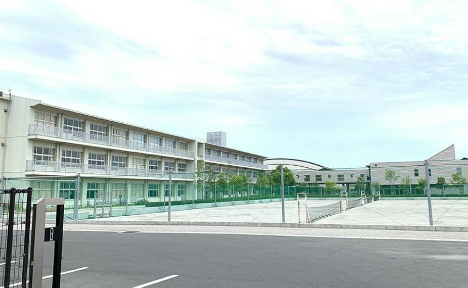 中学校 刈谷東中学校