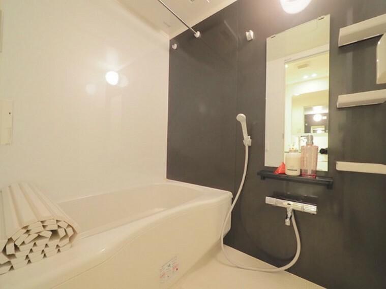 浴室 追い焚き、浴室乾燥機が完備されています