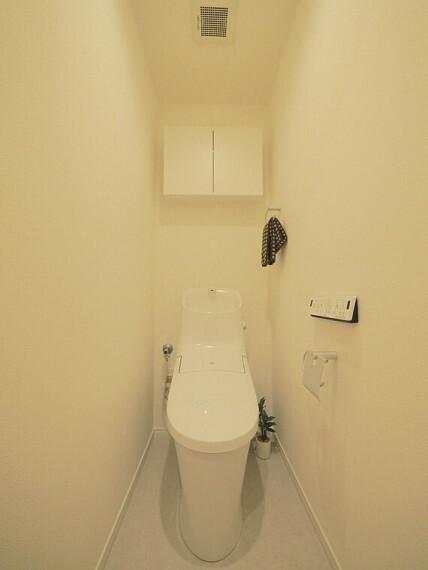トイレ 便利なウォシュレット付きのトイレです