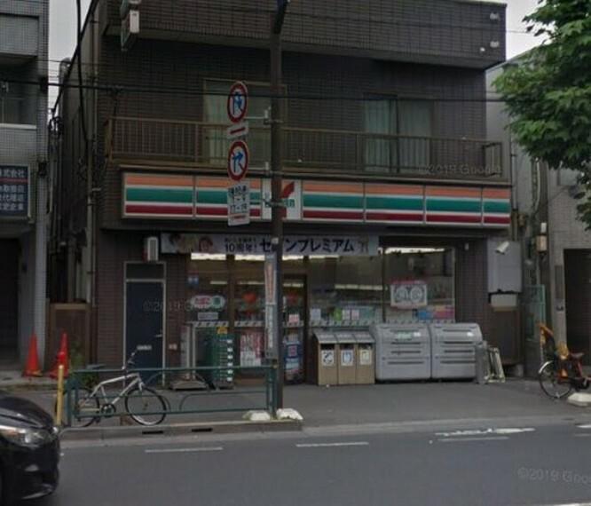 コンビニ セブン-イレブン大田区東馬込2丁目店
