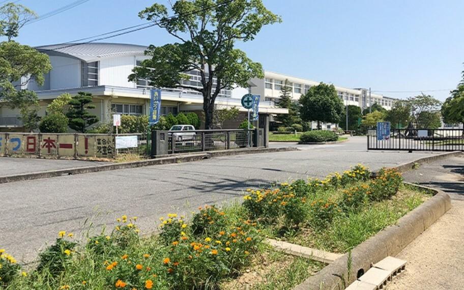 富合小学校