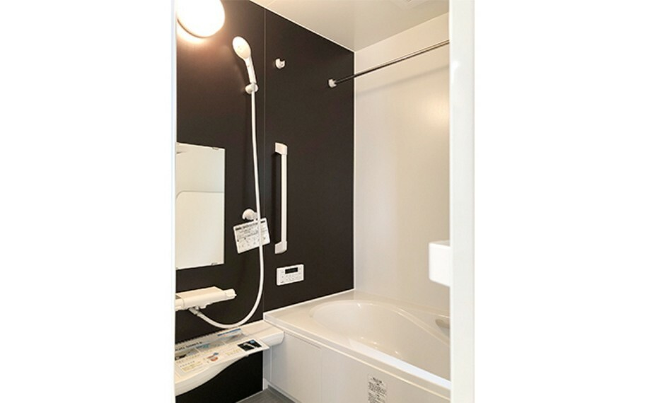 浴室 現地写真:浴室(7号棟)
