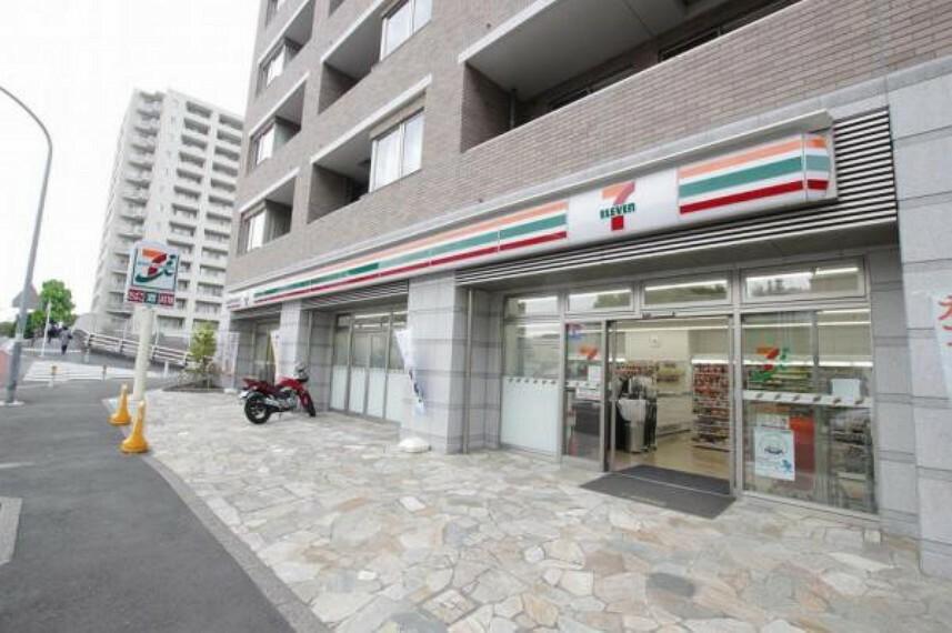 コンビニ セブンイレブン川崎新百合ヶ丘東店まで約427m