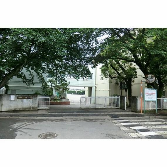中学校 田無第一中学校