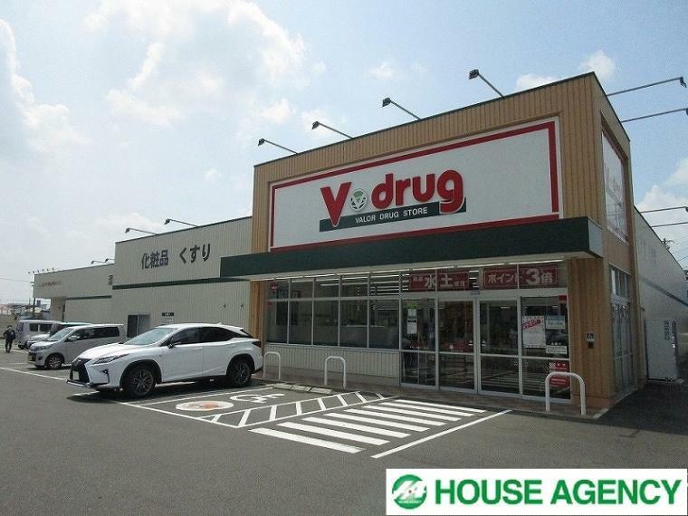 ドラッグストア V・drug堀之内店