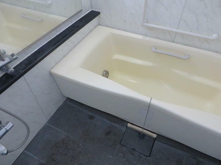 浴室 一日の疲れを癒す浴室