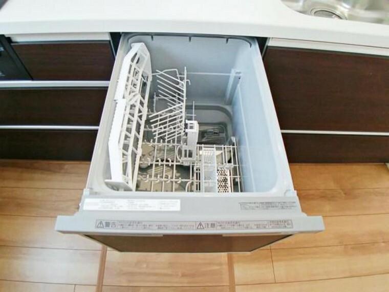 食洗器 施工例(5号棟)