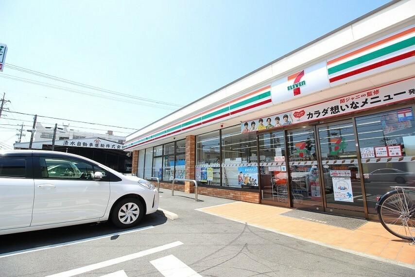 コンビニ セブンイレブン 清水岡町店
