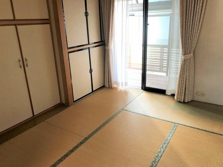 和室  1階に和室が3部屋あります!