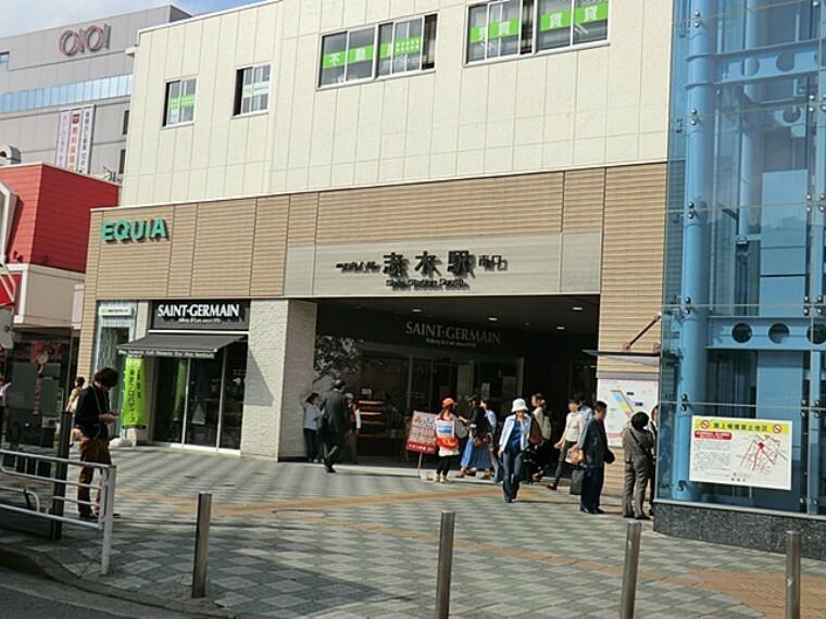 東武鉄道志木駅
