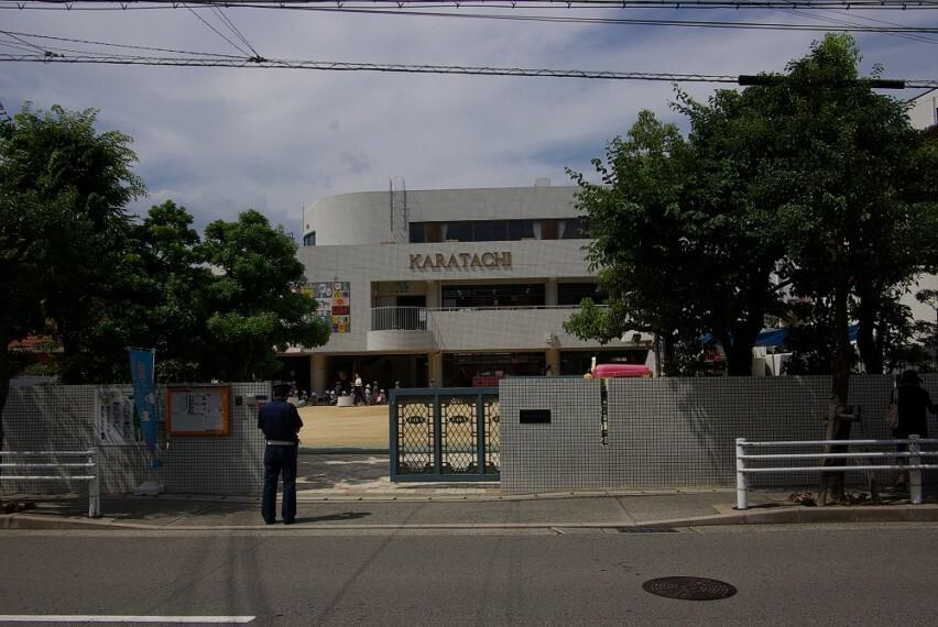 幼稚園・保育園 【幼稚園】からたち幼稚園まで637m
