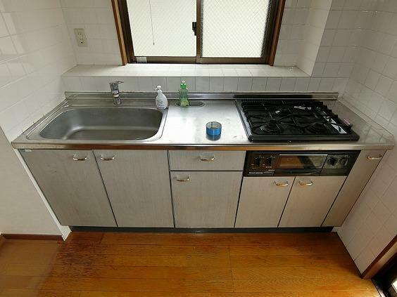 キッチン 3階