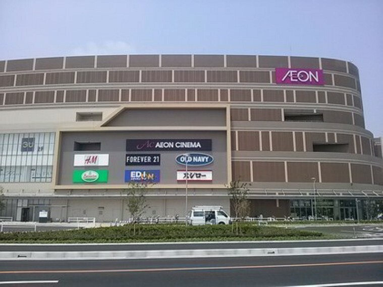 ショッピングセンター イオンモール名古屋茶屋 映画館併設
