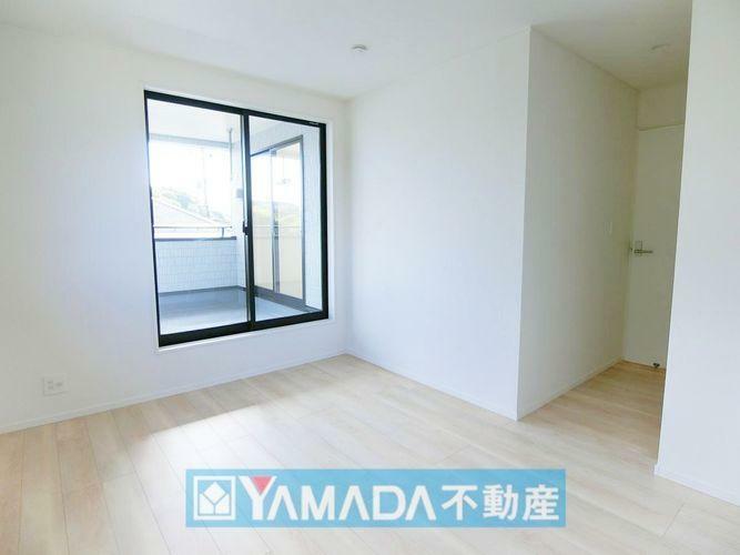 洋室7帖のお部屋です。間取り図2階の右側のお部屋です。
