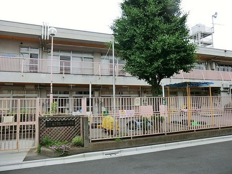 幼稚園・保育園 練馬区立富士見台こぶし保育園 徒歩10分。