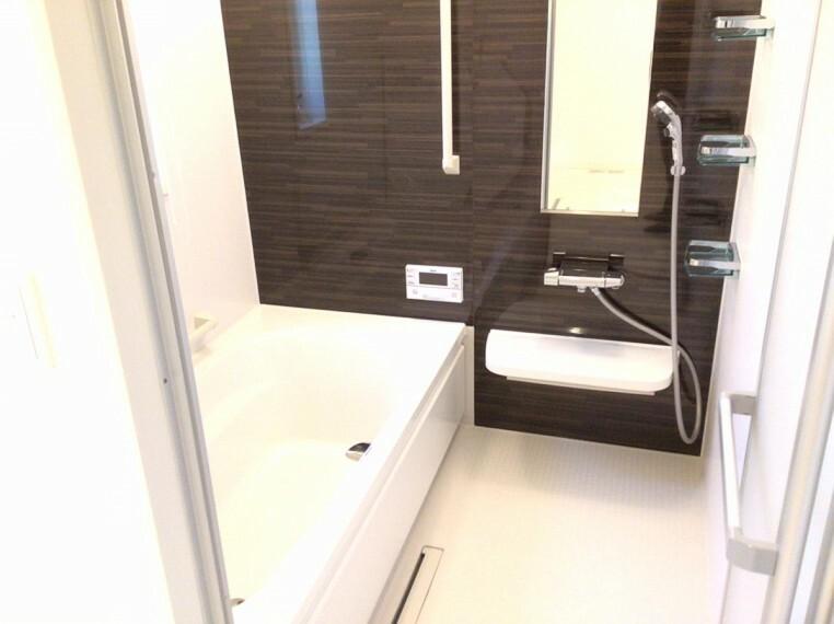浴室 A区画浴室(2021年3月撮影)