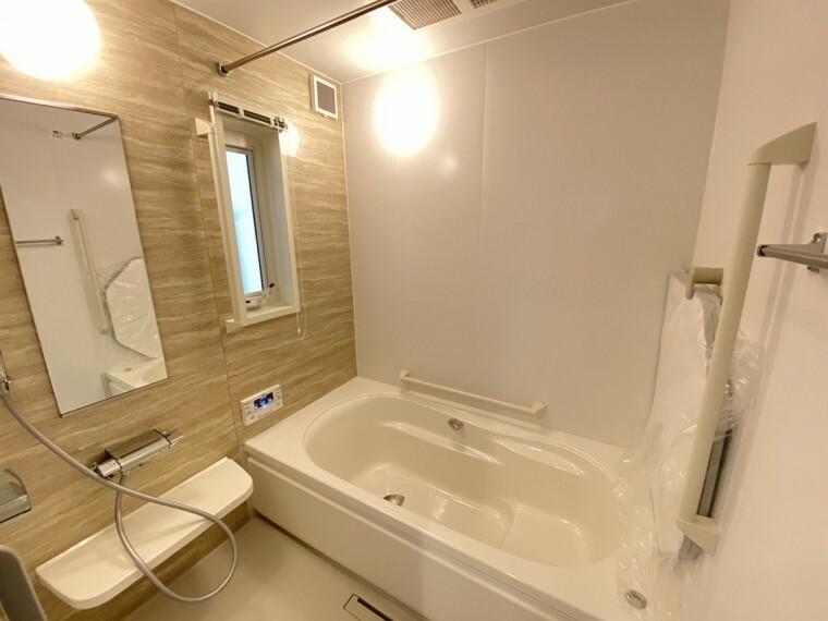 浴室 A区画浴室(2021年2月撮影)