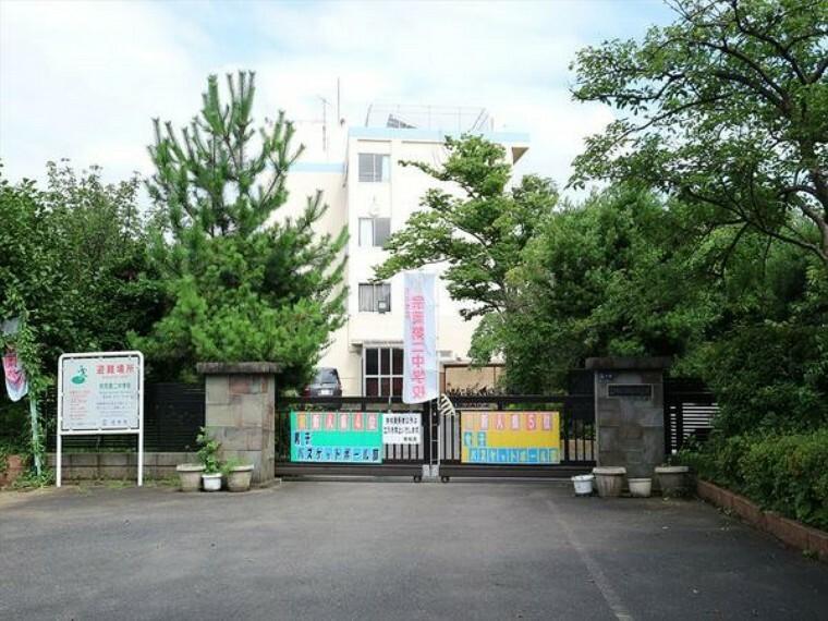 中学校 宗岡第二中学校