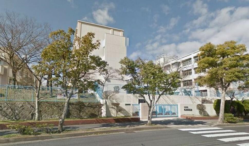 中学校 神戸市立鵯台中学校 神戸市立鵯台中学校