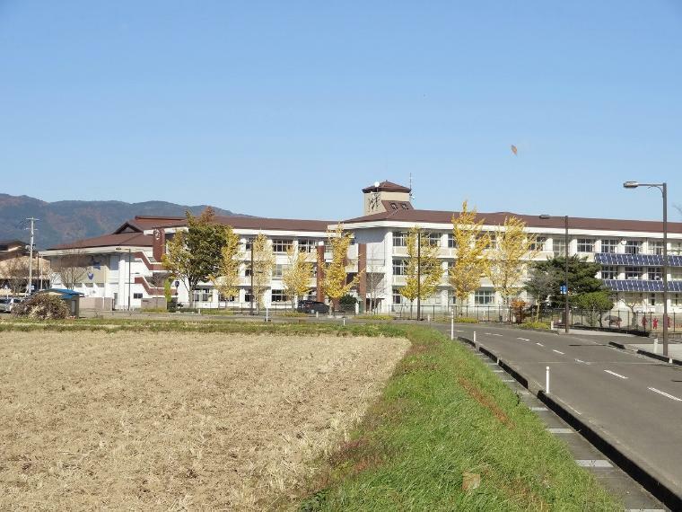中学校 桑折町立醸芳中学校