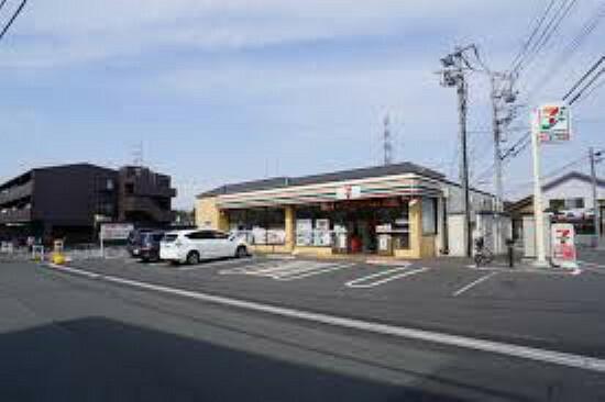 コンビニ 【コンビニエンスストア】セブンイレブン 相模原東淵野辺4丁目店まで336m