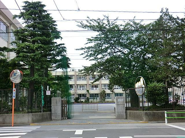 小学校 葛飾区立 西亀有小学校 東京都葛飾区西亀有2丁目42-1