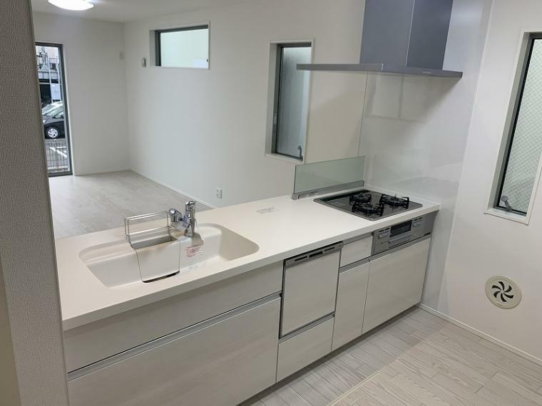 キッチン 2021.1.12撮影(LIXIL仕様、食洗機あり)