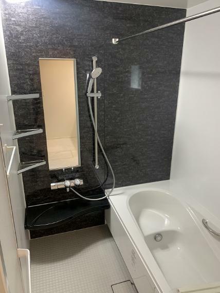 浴室 2021.1.12撮影(LIXIL仕様、浴室換気乾燥機)